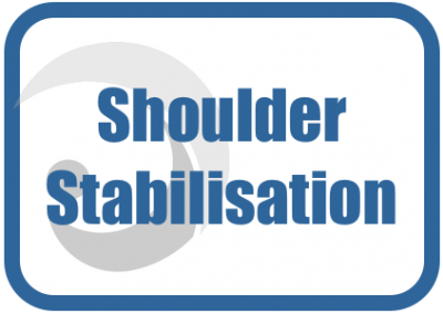 Shoulder Stabilisation