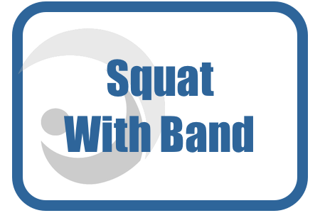 Squat With Band